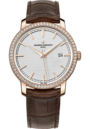 Vacheron Constantin Watches - Traditionnelle Self Winding With Date - Style No: 85520/000R-9850