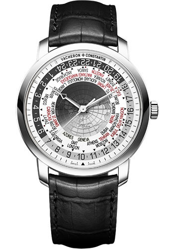 Vacheron Constantin Watches - Traditionnelle World Time - Style No: 86060/000G-8982