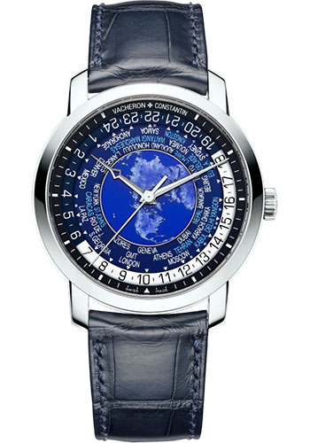 Vacheron Constantin Watches - Traditionnelle World Time - Style No: 86060/000P-9772