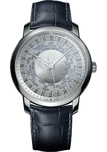 Vacheron Constantin Watches - Traditionnelle World Time - Style No: 86060/000P-9979