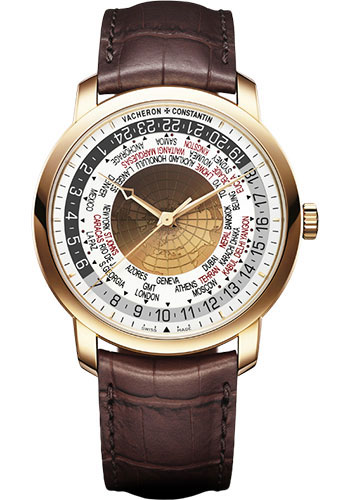 Vacheron Constantin Watches - Traditionnelle World Time - Style No: 86060/000R-8985