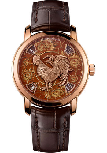 Vacheron Constantin Watches - Metiers d'Art Legend Of The Chinese Zodiac - Style No: 86073/000R-B153