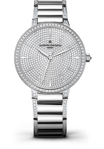 Vacheron Constantin Watches - Patrimony Small Model - Style No: 86615/CA2G-9838