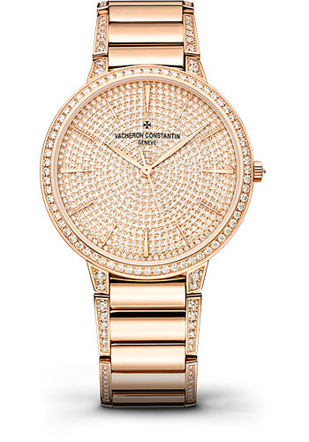 Vacheron Constantin Watches - Patrimony Small Model - Style No: 86615/CA2R-9839