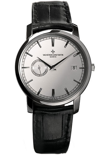 Vacheron Constantin Watches - Traditionnelle Self Winding With Date - Style No: 87172/000G-9301