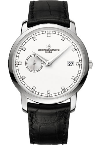 Vacheron Constantin Watches - Traditionnelle Self Winding With Date - Style No: 87172/000G-9601