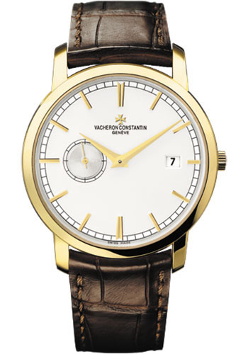 Vacheron Constantin Watches - Traditionnelle Self Winding With Date - Style No: 87172/000J-9512