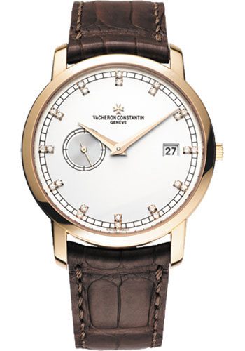 Vacheron Constantin Watches - Traditionnelle Self Winding With Date - Style No: 87172/000R-9602