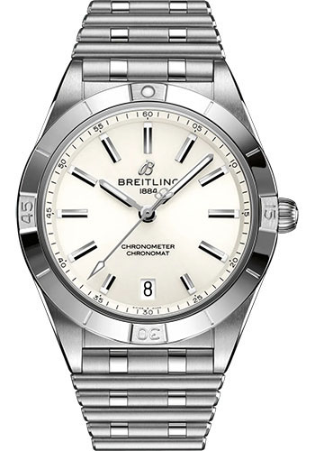 Breitling Watches - Chronomat Automatic 36 Stainless Steel - Metal Bracelet - Style No: A10380101A3A1