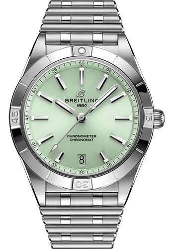 Breitling Watches - Chronomat Automatic 36 Stainless Steel - Metal Bracelet - Style No: A10380101L1A1