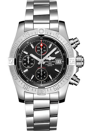 Breitling Watches - Avenger II Stainless Steel Bracelet - Style No: A13381111B1A1
