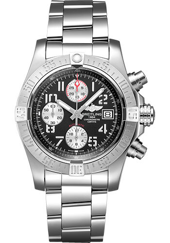 Breitling Watches - Avenger II Stainless Steel Bracelet - Style No: A13381111B2A1