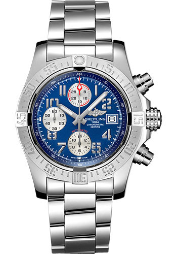 Breitling Watches - Avenger II Stainless Steel Bracelet - Style No: A13381111C1A1