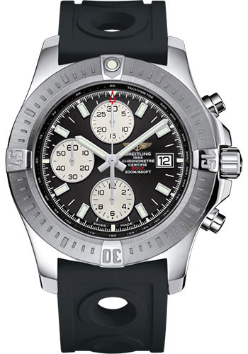 Breitling Watches - Colt Chronograph Automatic Ocean Racer II Strap - Tang - Style No: A1338811/BD83/227S/A20S.1