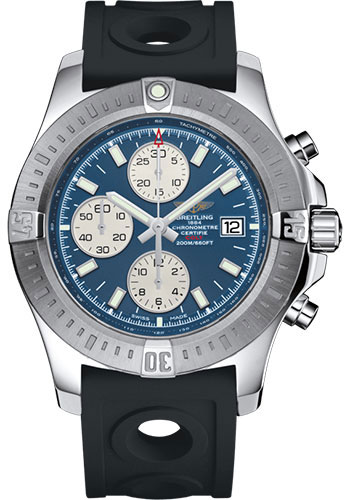 Breitling Watches - Colt Chronograph Automatic Ocean Racer II Strap - Tang - Style No: A1338811/C914/227S/A20S.1