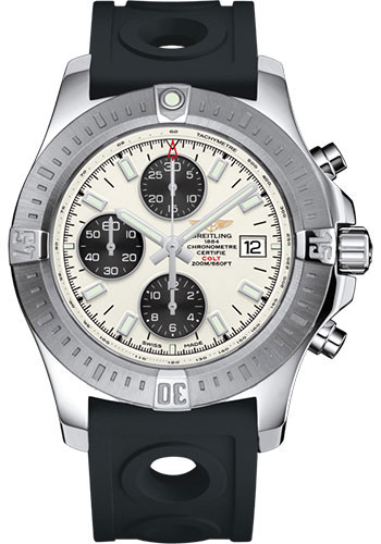 Breitling Watches - Colt Chronograph Automatic Ocean Racer II Strap - Tang - Style No: A1338811/G804/227S/A20S.1