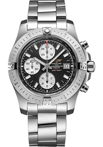 Breitling Watches - Colt Chronograph Automatic Professional III Bracelet - Style No: A13388111B1A1