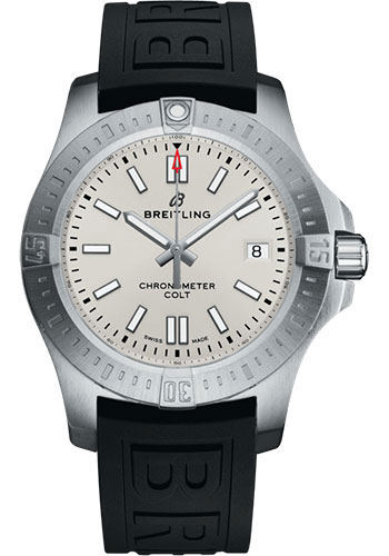 Breitling Watches - Colt Automatic 41mm - Diver Pro III Strap - Deployant - Style No: A17313101G1S1