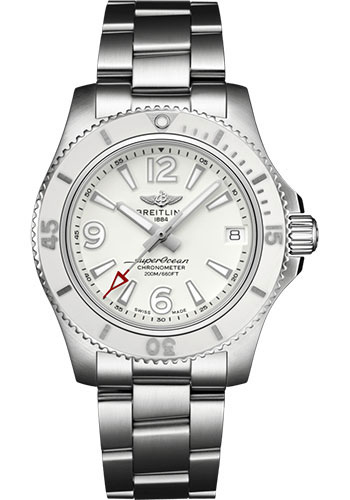Breitling Watches - Superocean Automatic 36mm - Professional III Bracelet - Style No: A17316D21A1A1