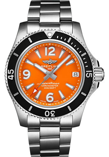 Breitling Watches - Superocean Automatic 36mm - Professional III Bracelet - Style No: A17316D71O1A1