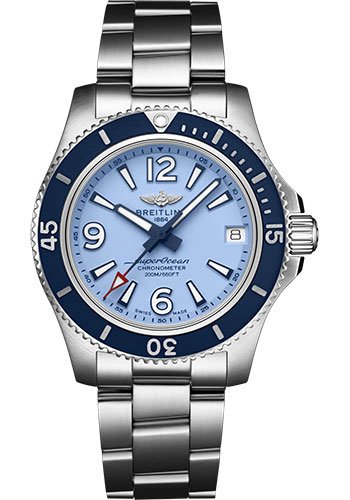 Breitling Watches - Superocean Automatic 36mm - Professional III Bracelet - Style No: A17316D81C1A1