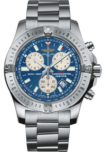 Breitling Watches - Colt Chronograph Professional III Bracelet - Style No: A73388111C1A1