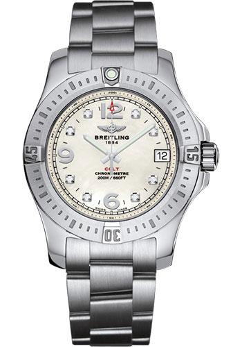 Breitling Watches - Colt 36 Professional III Bracelet - Style No: A74389111A1A1