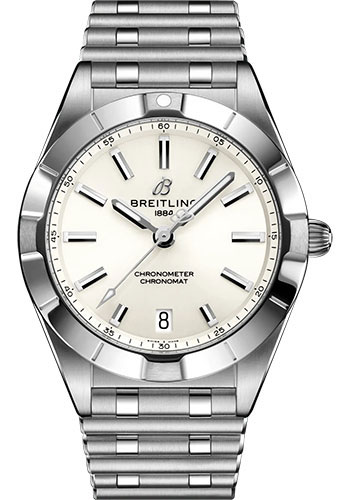 Breitling Watches - Chronomat 32 Stainless Steel - Metal Bracelet - Style No: A77310101A2A1