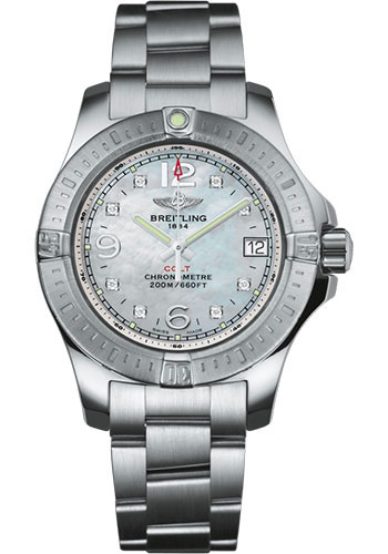 Breitling Watches - Colt Lady Professional III Bracelet - Style No: A7738811/A769/175A