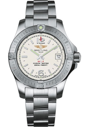 Breitling Watches - Colt Lady Professional III Bracelet - Style No: A77388111G1A1
