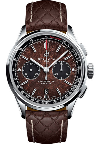 Breitling Watches - Premier B01 Chronograph 42 Bentley Centenary Limited Edition - Style No: AB01181A1Q1X1