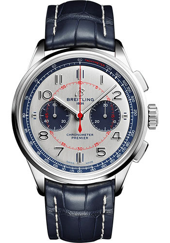 Breitling Watches - Premier B01 Chronograph 42 Bentley Mulliner Limited Edition - Style No: AB0118A71G1P1