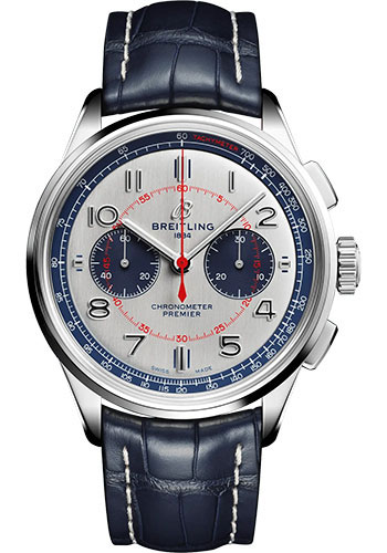Breitling Watches - Premier B01 Chronograph 42 Bentley Mulliner Limited Edition - Style No: AB0118A71G1P2