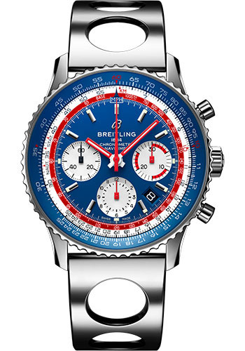 Breitling Watches - Navitimer B01 Chronograph Pan Am - Style No: AB01212B1C1A2