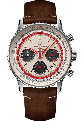 Breitling Watches - Navitimer B01 Chronograph TWA - Style No: AB01219A1G1X1