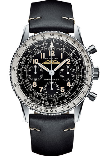 Breitling Watches - Navitimer Ref 806 1959 Re-Edition - Style No: AB0910371B1X1