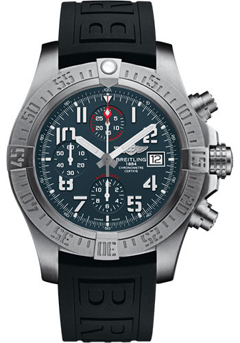 Breitling Watches - Avenger Bandit Diver Pro III Strap - Deployant Buckle - Style No: E1338310/M536/153S/E20DSA.2