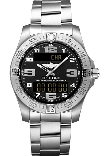 Breitling Watches - Aerospace Evo Titanium Bracelet - Style No: E79363101B1E1