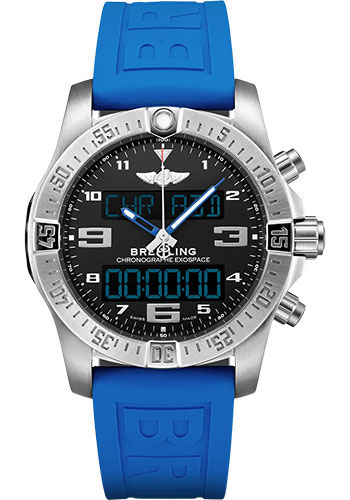 Breitling Watches - Exospace B55 Titanium - Twin Pro Strap - Style No: EB5510H21B1S1