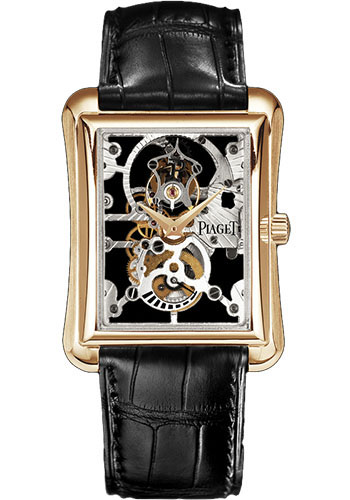 Piaget Watches - Black Tie Emperador - Tourbillon - 32 x 41 mm - Style No: G0A29109