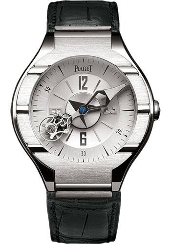 Piaget Watches - Polo Tourbillon - 45 mm - Style No: G0A31123