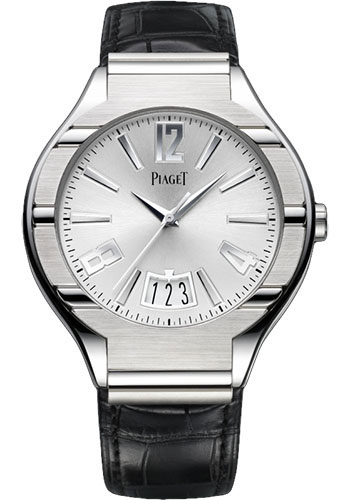 Piaget Watches - Polo Automatic - 43 mm - Style No: G0A31139
