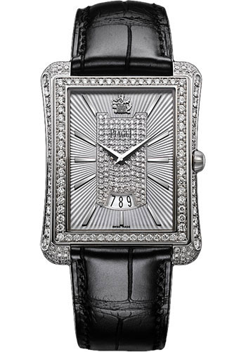 Piaget Watches - Black Tie Emperador - Automatic - 36 x 46 mm - Style No: G0A32058
