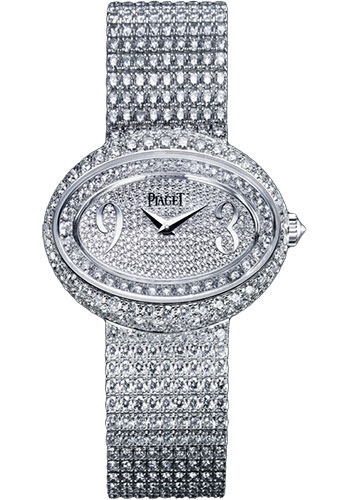 Piaget Watches - Limelight Oval-Shaped - Style No: G0A32105