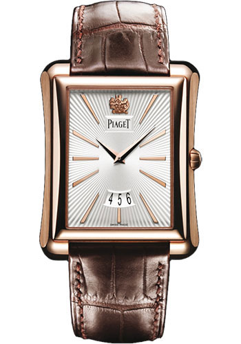 Piaget Watches - Black Tie Emperador - Automatic - 36 x 46 mm - Style No: G0A32121