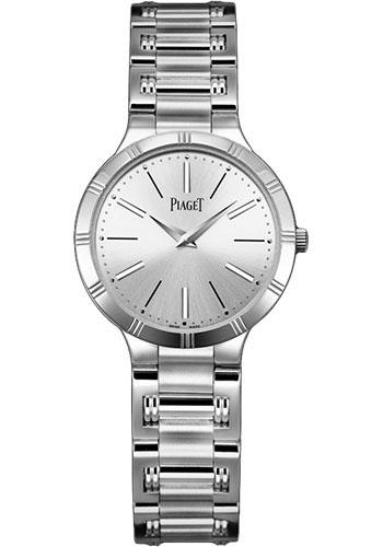 Piaget Watches - Dancer 28 mm - White Gold - Style No: G0A33051