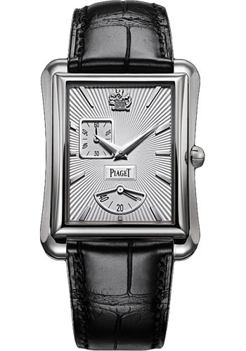 Piaget Watches - Black Tie Emperador - Automatic - 32 x 41 mm - Style No: G0A33069
