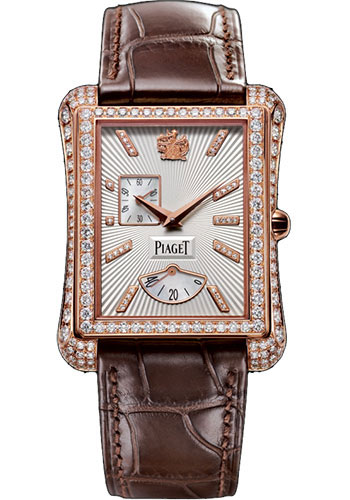Piaget Watches - Black Tie Emperador - Automatic - 32 x 41 mm - Style No: G0A33074