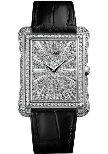 Piaget Watches - Black Tie Emperador - Automatic - 36 x 46 mm - Style No: G0A33075
