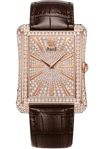 Piaget Watches - Black Tie Emperador - Automatic - 36 x 46 mm - Style No: G0A33076